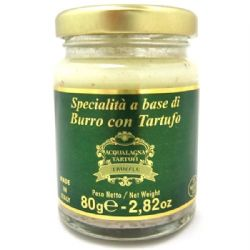 White Truffle Butter | Buy Online | Italian Ingredients | Food | UK | Europe